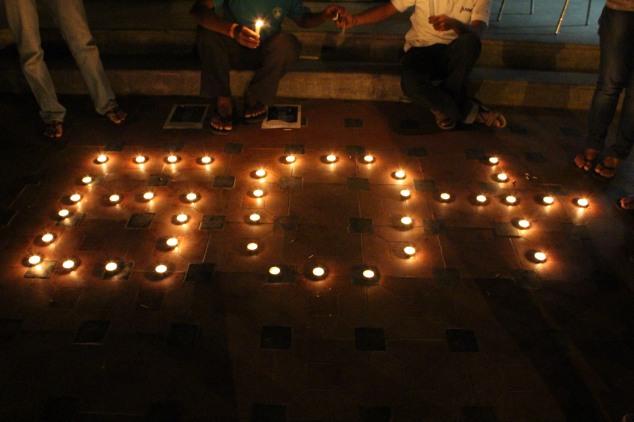 Earth Hour-2013!