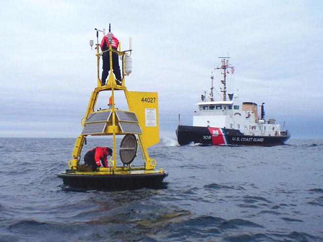 NOAA Sea Monitoring