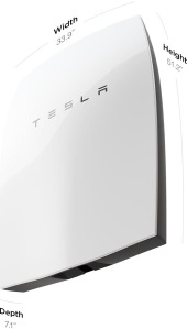 TeslaPowerwall Specs